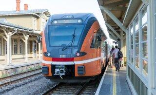 Через три года из Таллинна в Нарву можно будет доехать на поезде за два часа