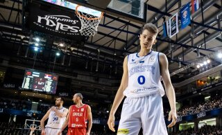 Itaalia meistriliigas mängiv Henri Drell: näen ennast viie aasta pärast NBA-s