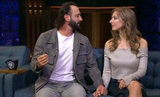 ВИДЕО | Илья Авербух и Лиза Арзамасова впервые появились перед камерами вместе
