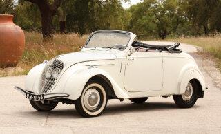 Põnev autoajalugu: Peugeot 202 pani aluse autoajakirjanike vingele võõrustamisele