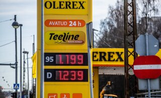 С пятницы на всех заправках Olerex в продажу поступит летний бензин