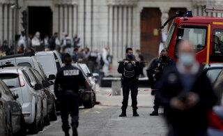 Во Франции объявлен высший уровень террористической угрозы