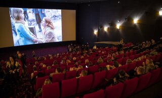 СТАТИСТИКА: С середины 90-х посещаемость кинотеатров в Эстонии растет, рекордным был прошлый год