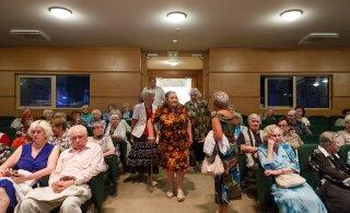 Киноклуб для пожилых продолжает работу