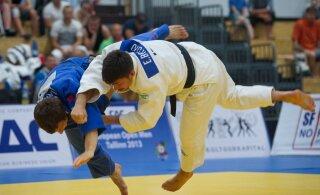 В Таллинне пройдет международный турнир дзюдоистов