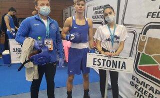 Kaks Eesti poksijat kindlustasid Euroopa meistrivõistlustel vähemalt pronksmedali