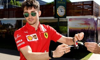 Leclerc'ide pidu: Charles võitis kindla eduga virtuaalse vormel 1 etapi, väikevend oli lähedal poodiumikohale