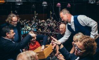 FOTOD | Kiika peole! Jaanus Rohumaa suurejoonelisele 50. juubelile saabus 150 külalist