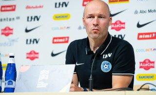 Karel Voolaid Eesti koondise mängude eel: UEFA poolt kehtestatud reegel on meile kasuks