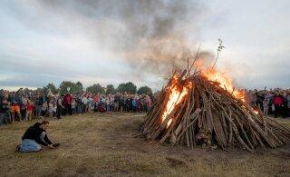 Традиционных народных гуляний в Ласнамяэ на Иванову ночь в этом году не будет