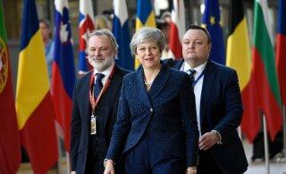 """Участники саммита ЕС спорят о дате """"Брекзита"""""""