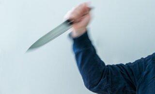 Suubritannias pussitas üks mees oma sõbra surnuks, kuna too oma suure peenisega vehkis