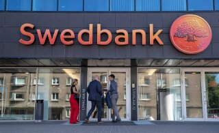 Америка и ЕЦБ расследуют возможное отмывание денег в Swedbank в странах Балтии