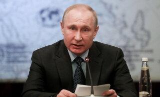 """В России запустили флешмоб о """"сказочном Путине"""""""