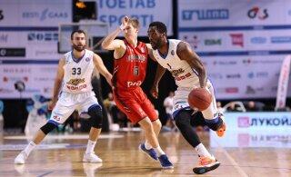 OTSEBLOGI | Krasnodaril mitu põhimeest ei mängi, Kalev/Cramo võitis poolaja suurelt