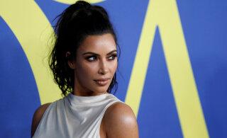 Kim Kardashian jagas oma õe Kylie Jenneri sünnipäeva puhul temast veel seninägemata fotosid