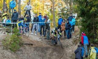 LAUPÄEVAL DELFI TV-s | Elvas selguvad Eesti meistrid cyclo-crossis