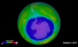 Teadlased selgitasid välja, kes on osooni hävitava kemikaali õhku paiskamise taga