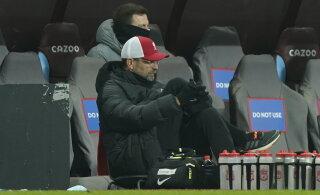 Jürgen Klopp šokk-kaotusest: seda mängu oli võimatu kaotada, aga me suutsime seda