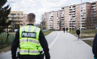 Большинство жителей Эстонии не считают ограничения во время ЧП нарушением прав человека