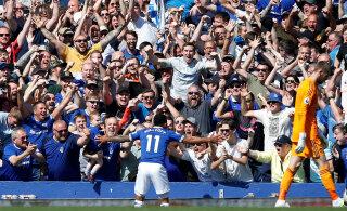 Manchester United sai Evertonilt korraliku ketuka