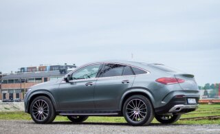 VIDEO | Proovisõit: GLE 400 d Coupé – Mercedes-Benzi vastus BMW X6-le