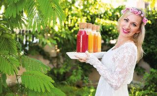 Smuutikuninganna Eelika Maranik annab nõu: turguta oma tervist pärast pikka talve või haigusi probiootiliste smuutidega