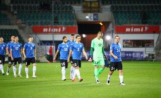 Eesti jalgpallikoondis saadab Soome EM-finaalturniirile