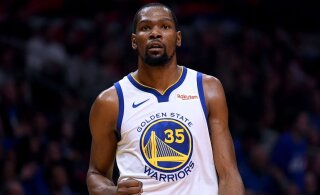 VIDEO | NBA play-off: Warriors, Spurs ja 76ers asusid seeriaid juhtima