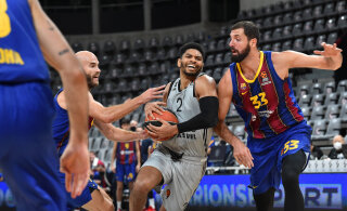 BLOGI | Fenerbahce kurb seeria sai jätku, Barcelona kaotas tabeli viimasele