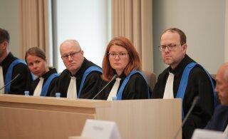 Seitse riigikohtunikku arvavad, et pensionireform võib tekitada ühiskonnas tõsiseid pingeid