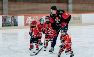 Soome hokikoondise kapten: mulle ei meeldi jalgpalluritega konkureerida