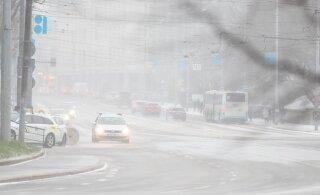 Осторожно! В ближайшее время снегопад и метель усилятся, дороги обледенеют