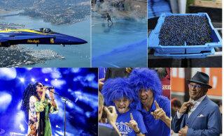 """Цветом 2020 года стал """"классический синий"""""""