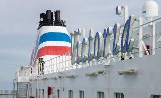 Tallink приостанавливает паромное сообщение между Таллинном и Стокгольмом