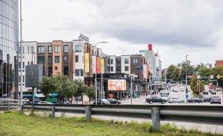 Tartu kaubanduskeskused plaanivad kõrgustesse laieneda