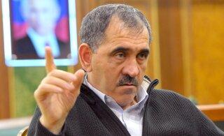 Глава Ингушетии Юнус-Бек Евкуров уйдет в отставку