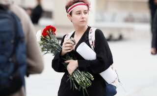 FOTOD | Meloodiline meeleavaldus valgevenelaste toeks: tahame, et sellest saaks meie laulev revolutsioon