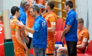 Pärnu sai Jelgava üle raske võidu, TalTechile teine järjestikune kaotus