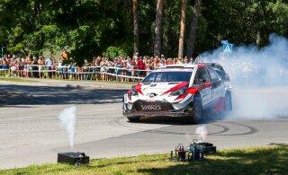 Rally Estonia avalikustab lähipäevil esimese WRC-sõitja, kes tänavu Lõuna-Eestis starti tuleb