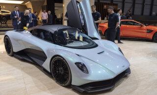 FOTOD | Genfi autonäitus 2019: kiired, võimsad ja särtsakad