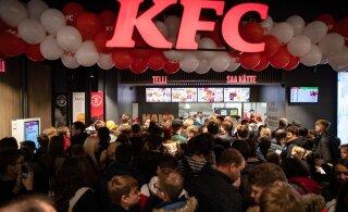 В Тарту откроется первый KFC