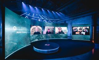 FOTOD | Noblessneri valukojas avati eriolukorrast tingituna Baltikumi võimsaim virtuaalstuudio