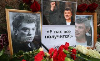 ФОТО | Шестая годовщина убийства Немцова. В России и по всему миру проходят акции в его память