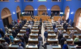 Riigikogu lõpliku valimistulemuse kinnitamiseni läheb veel vähemalt kümme päeva