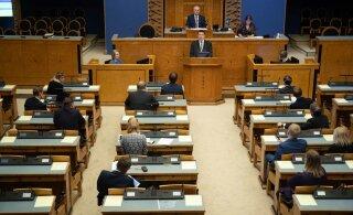 Комиссия Рийгикогу: результаты президентских выборов в Беларуси нельзя считать легитимными