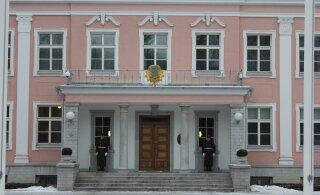 Президентская канцелярия запросила дополнительно около миллиона евро на покрытие растущих расходов