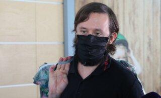 Житель Йыхви, проживший 3 месяца в аэропорту Манилы, просит финансовой помощи