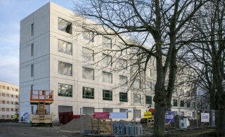 Строительство столичного Дома для пожилых вышло на новый этап