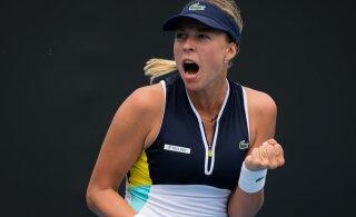 Анетт Контавейт пробилась в третий круг Australian Open